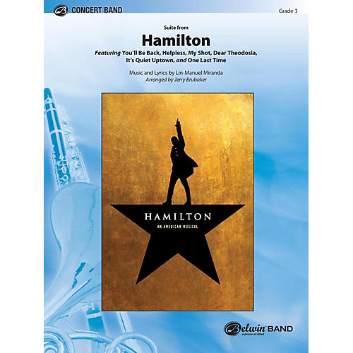 BELWIN Hamilton, Suite from 3 (Medium Easy)-thumbnail