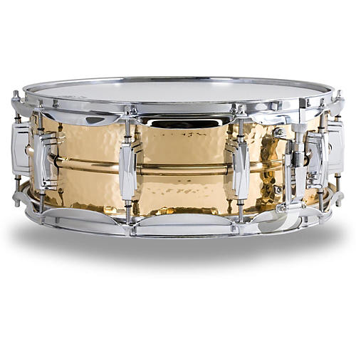 Ludwig Hammered Bronze Phonic Snare Drum