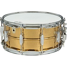 Ludwig Hammered Bronze Snare Drum