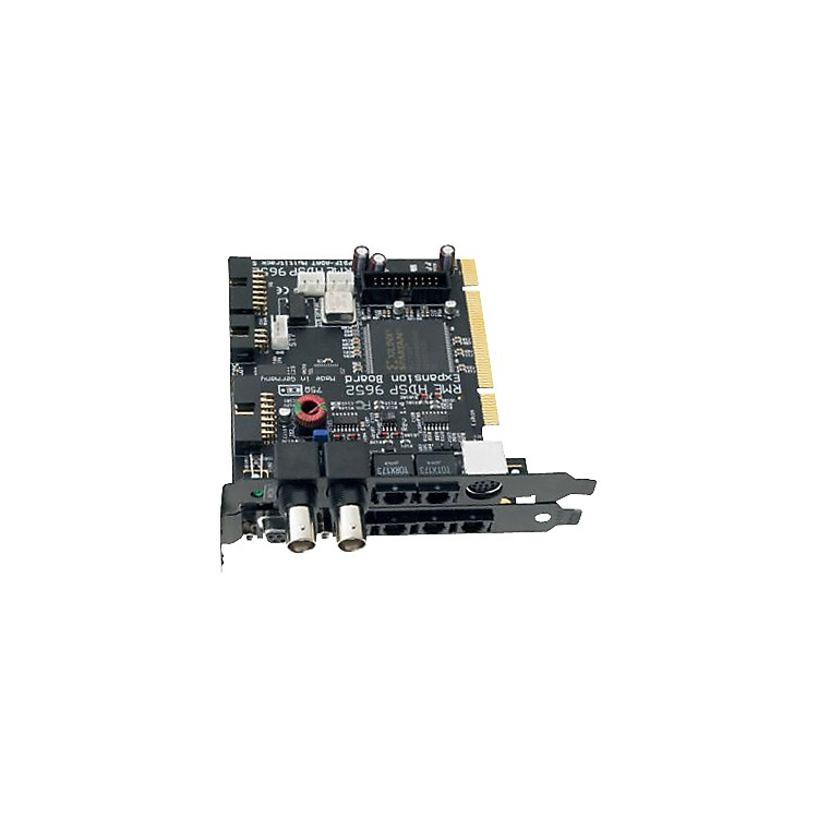 RMEHammerfall HDSP 9652 PCI Card
