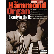 Backbeat Books Hammond Organ - Beauty In The B - 2nd Edition Softcover