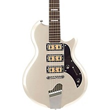 Supro Hampton Electric Guitar Antique White