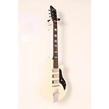 Supro Hampton Electric Guitar Level 2 Antique White 190839102119