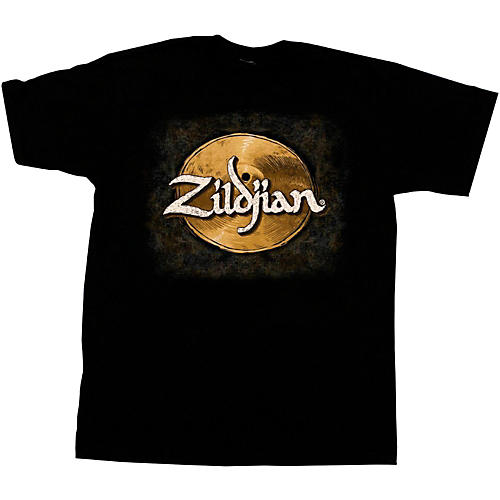 Zildjian Hand-Drawn Cymbal T-Shirt-thumbnail