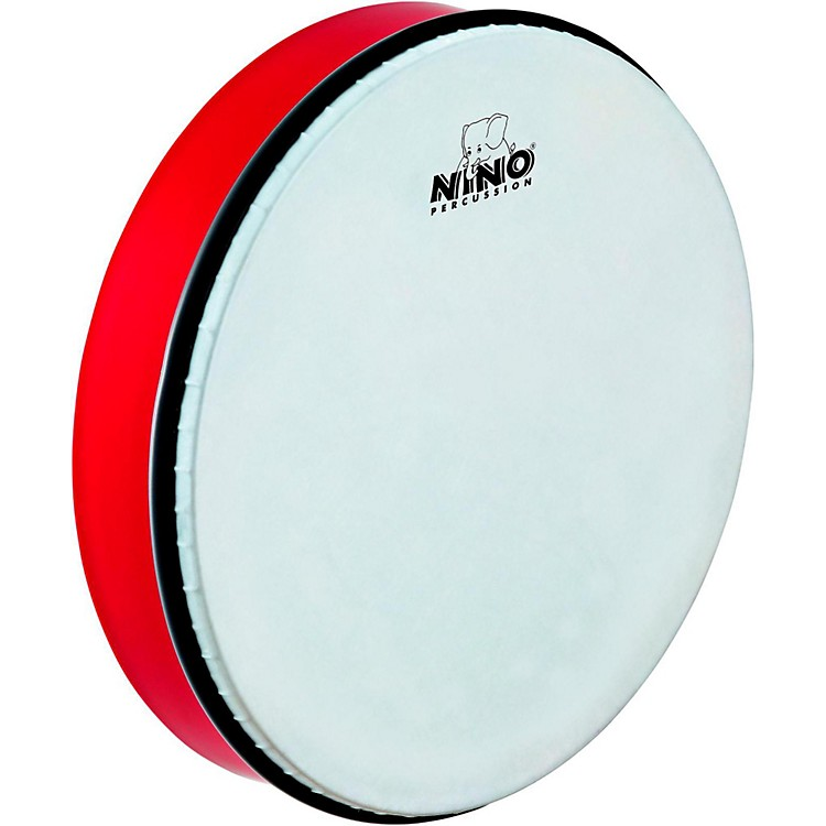 Nino Hand Drum Red 12