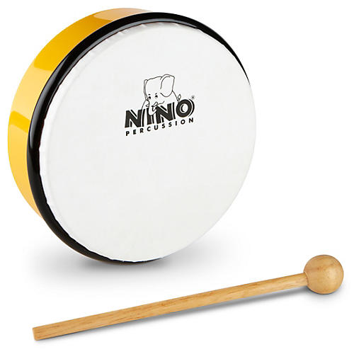Nino Hand Drum with Beater-thumbnail