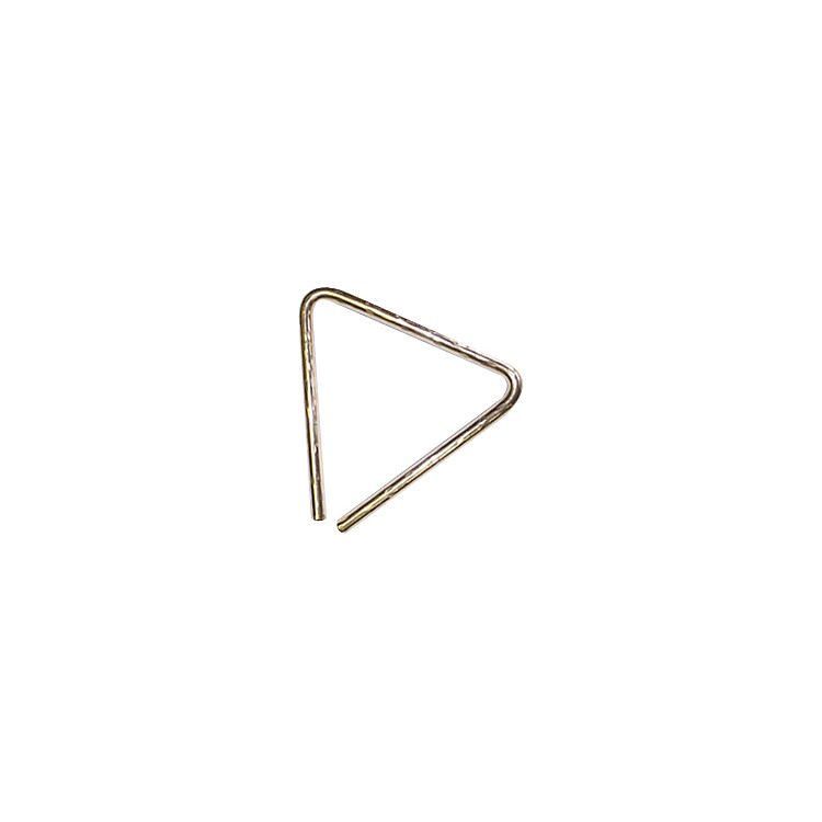 Sabian Hand-Hammered Bronze Triangles 10 Inch Triangle