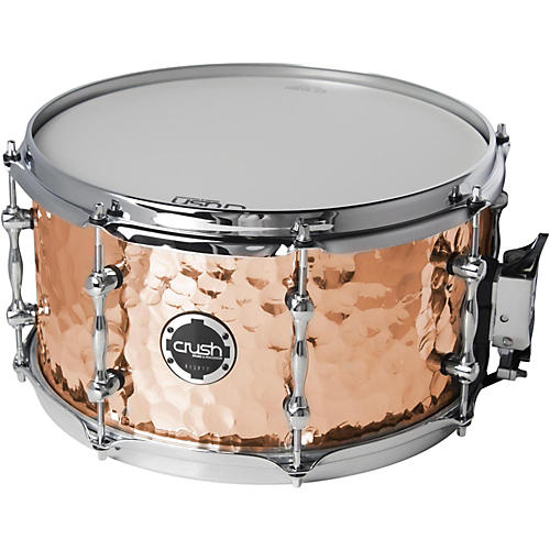 Crush Drums & Percussion Hand Hammered Copper Snare Drum