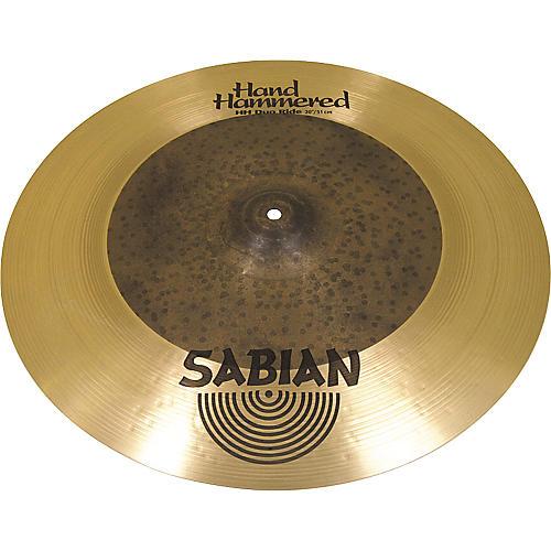 Sabian Hand Hammered Duo Ride Cymbal 20