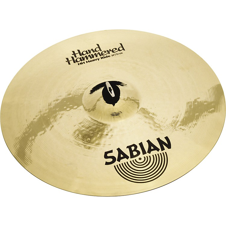 SabianHand Hammered Heavy Ride Cymbal 20