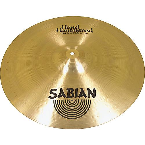 Sabian Hand Hammered Jazz Ride Cymbal 20