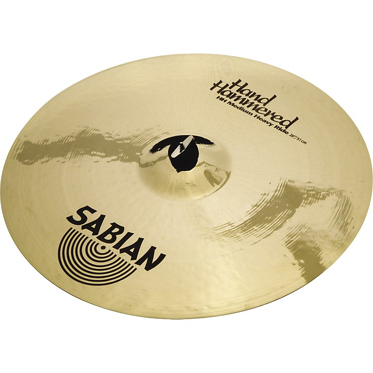 Sabian Hand Hammered Medium Heavy Ride Cymbal 20
