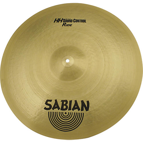 sabian hand hammered sound control ride cymbal 20 20 in musician 39 s friend. Black Bedroom Furniture Sets. Home Design Ideas