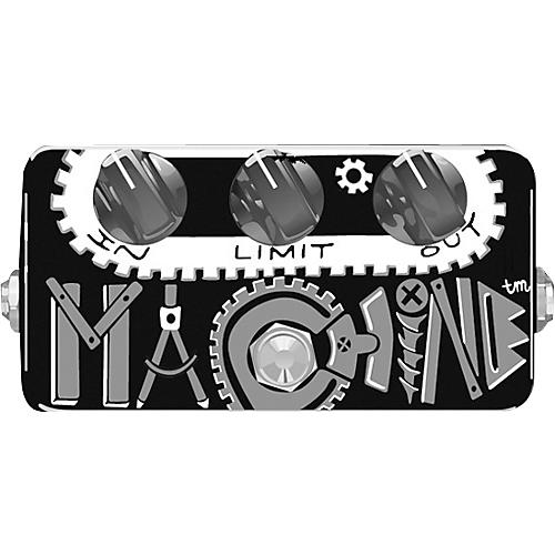 ZVex Hand-Painted Machine Fuzz Guitar Effects Pedal
