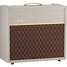 Vox Hand-Wired AC15HW1 15W 1x12 Tube Guitar Combo Amp Level 1 Fawn