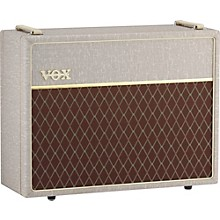 Open Box Vox Hand-Wired V212HWX 2x12 Guitar Speaker Cabinet
