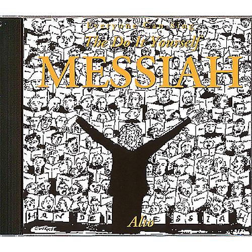 Hal Leonard Handel's Do-It-Yourself Messiah Choral Tutorial (Alto CD)