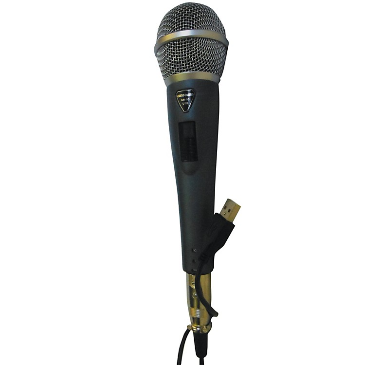 Gem Sound Handheld USB Microphone