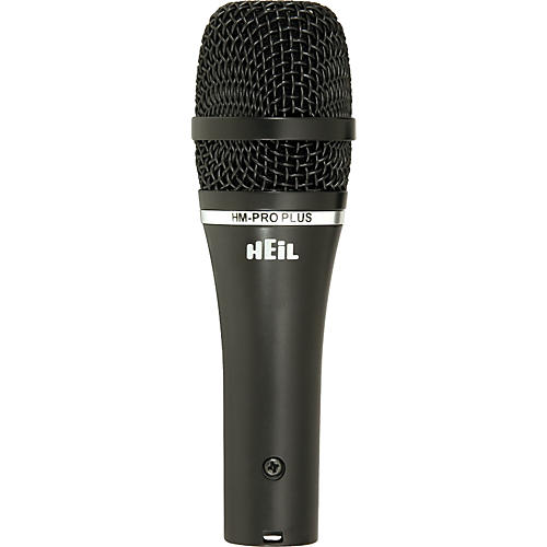 Heil Sound Handi Mic Pro Plus Dynamic Microphone Black