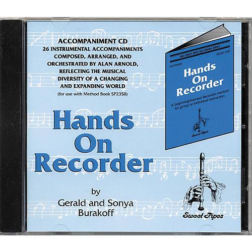 Rhythm Band Hands On Accompaniment CD