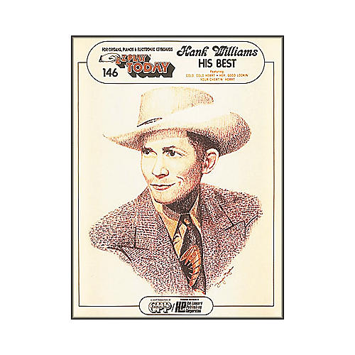 Hal Leonard Hank Williams - His Best E-Z Play 146-thumbnail