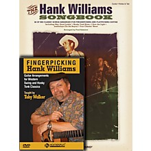 Homespun Hank Williams Pack Homespun Tapes Series Softcover with DVD Performed by Hank Williams