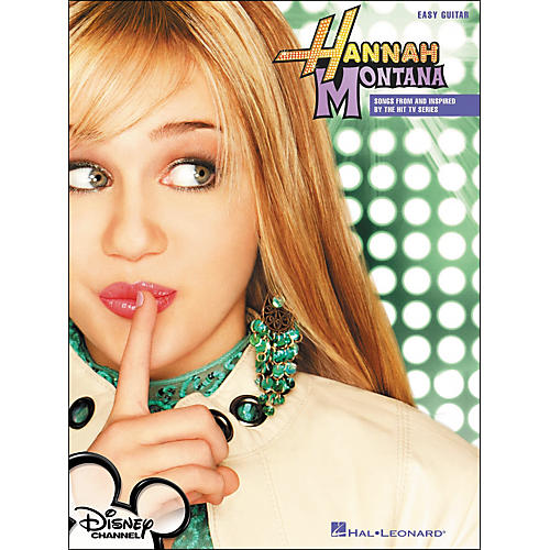 Hal Leonard Hannah Montana - Songs From And Inspired By The Hit TV Series (Easy Guitar Tab)-thumbnail