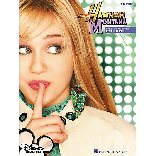 Hal Leonard Hannah Montana For Easy Piano