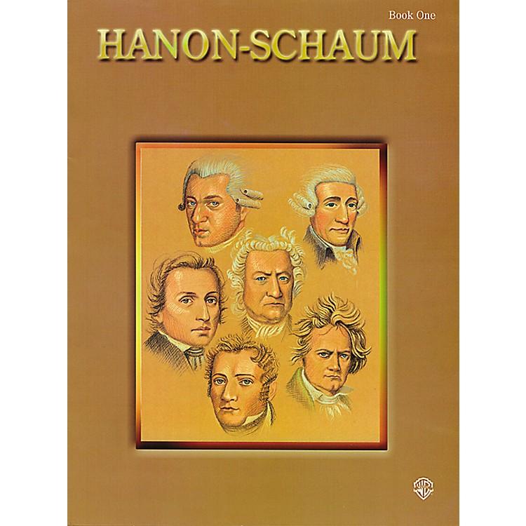 AlfredHanon-Schaum Book One