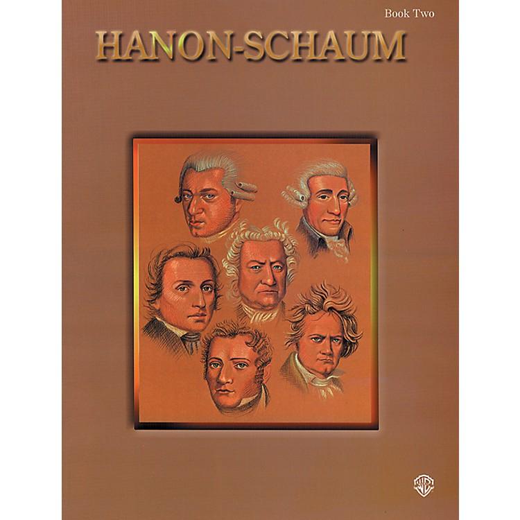 AlfredHanon-Schaum Book Two