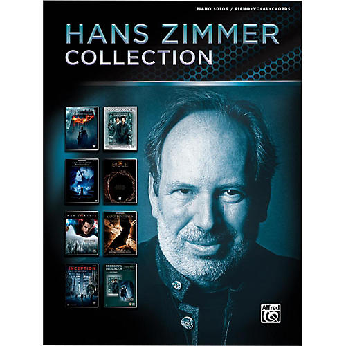 Alfred Hans Zimmer Collection Piano Solo & Vocal Book