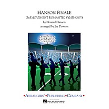 Arrangers Hanson Finale Marching Band Arranged by Jay Dawson