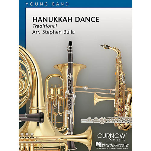 Curnow Music Hanukkah Dance (Grade 2 - Score and Parts) Concert Band Level 2 Composed by Stephen Bulla-thumbnail