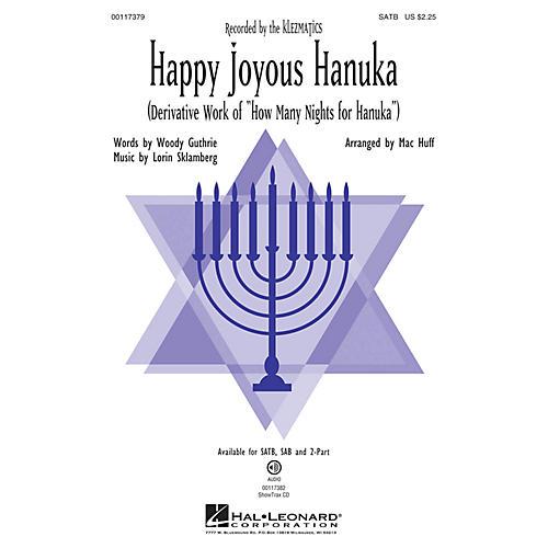 Hal Leonard Happy Joyous Hanuka ShowTrax CD by Klezmatics Arranged by Mac Huff-thumbnail