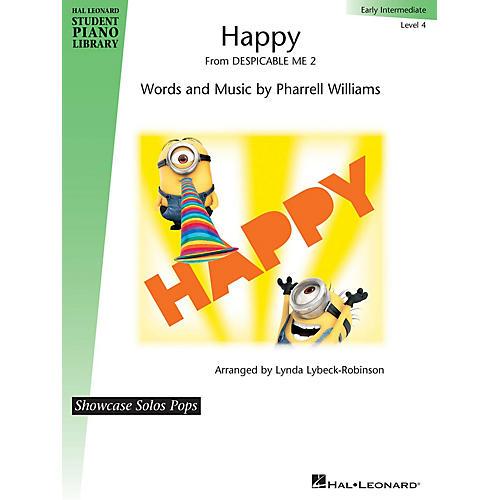 Hal Leonard Happy Piano Library Series (Level Early Inter)-thumbnail