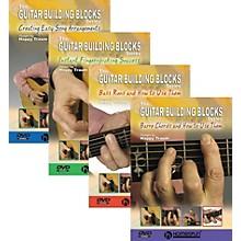 Homespun Happy Traum's Guitar Complete Guitar Building Blocks Series (Book and 4-DVD Set)