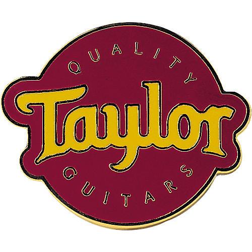Taylor Hard Enamel Logo Pin-thumbnail