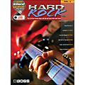 Hal Leonard Hard Rock Guitar Play-Along Volume 3 (Boss eBand Custom Book with USB Stick) thumbnail