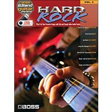 Hal Leonard Hard Rock Guitar Play-Along Volume 3 (Boss eBand Custom Book with USB Stick)