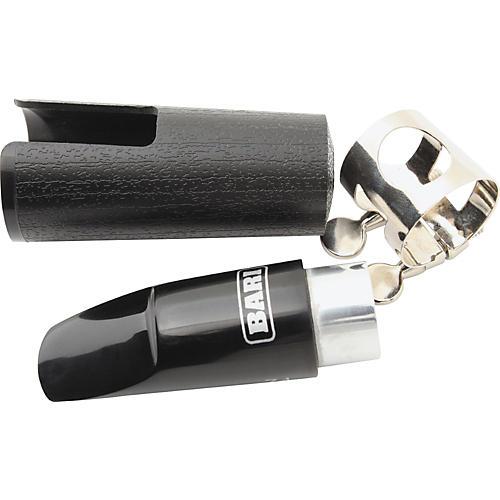 Bari Hard Rubber Soprano Saxophone Mouthpiece 74 Tip