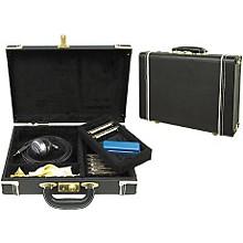 Musician's Gear Hardshell Harmonica Case Level 1 Black