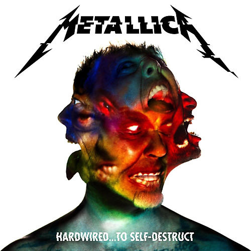 Metallica Hardwired...To Self Destruct - Deluxe 3-CD-thumbnail