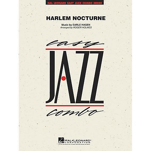 Hal Leonard Harlem Nocturne Jazz Band Level 2 Arranged by Roger Holmes