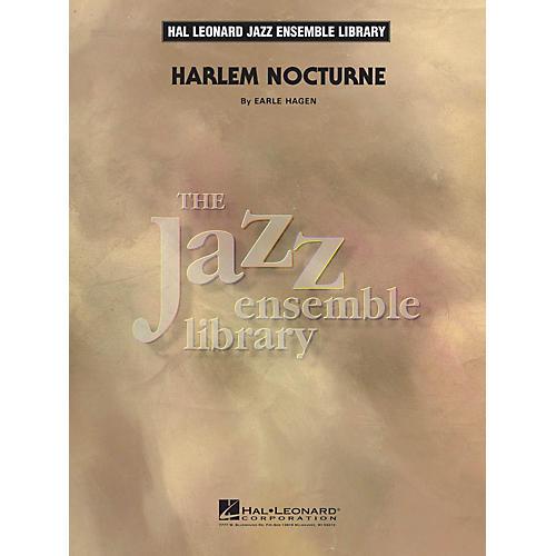 Hal Leonard Harlem Nocturne Jazz Band Level 4 Composed by Earle Hagen-thumbnail