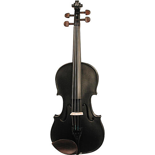 Stentor Harlequin Series Violin Outfit 1/2 Outfit Black