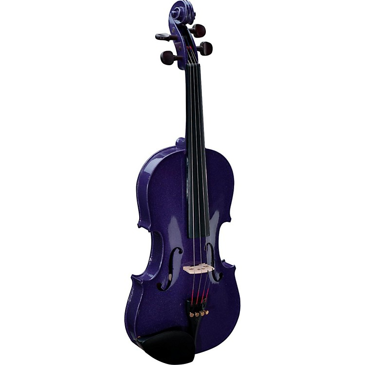 StentorHarlequin Series Violin Outfit1/2 OutfitPurple