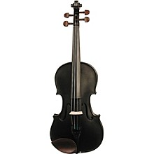 Stentor Harlequin Series Violin Outfit 3/4 Outfit Black