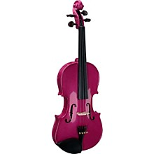 Stentor Harlequin Series Violin Outfit 3/4 Outfit Pink