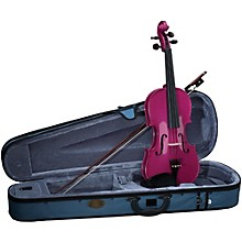 Stentor Harlequin Series Violin Outfit 4/4 Outfit Pink