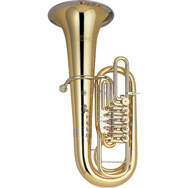 CervenyHarmonia II CFB 651-5GPRTX F-Tuba